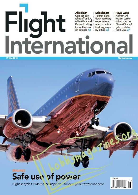 Flight International - 1 May 2018