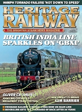 Heritage Railway 241 - May 04/May 31 2018