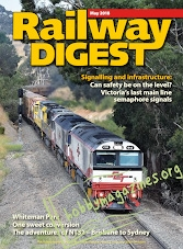 Railway Digest - May 2018