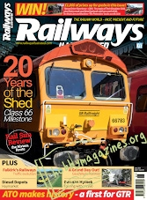 Railways Illustrated - June 2018