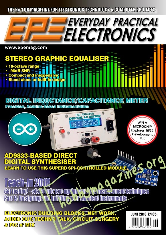 Everyday Practical Electronics - June 2018