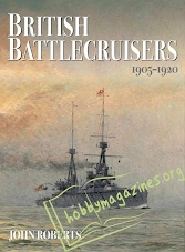 British Battlecruisers 1905-1920