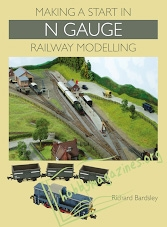 Making a Start in N Gauge Railway Modelling (EPUB)