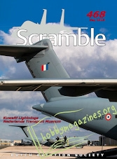 Scramble 468 - May 2018