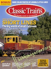 Classic Trains - Summer 2018