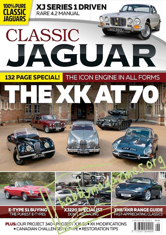 Classic Jaguar 011 - June/July 2018