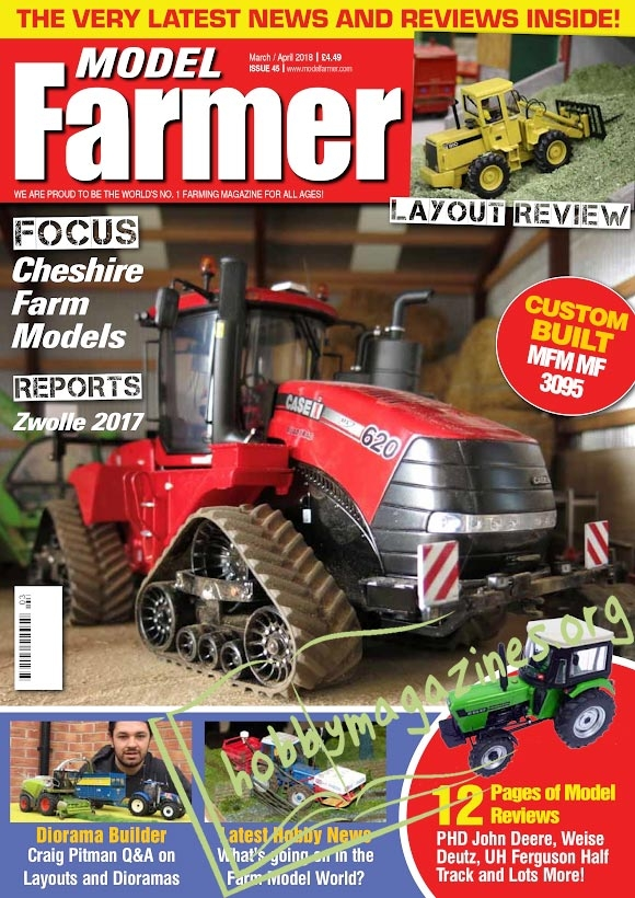 Model Farmer 045 - March/April 2018