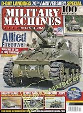 Military Machines International - July 2014