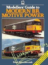 Modellers Guide to Modern BR Motive Power