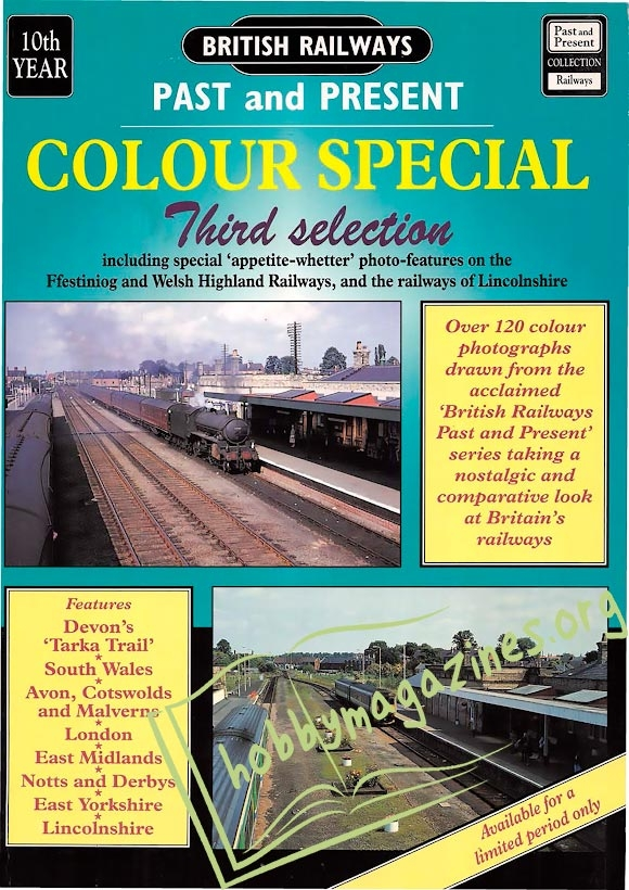 British Railways Past and Present Colour Special Third Selection