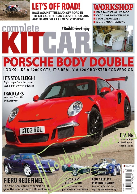Complete Kit Car - June 2018