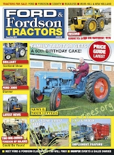 Ford & Fordson Tractors – June/July 2018