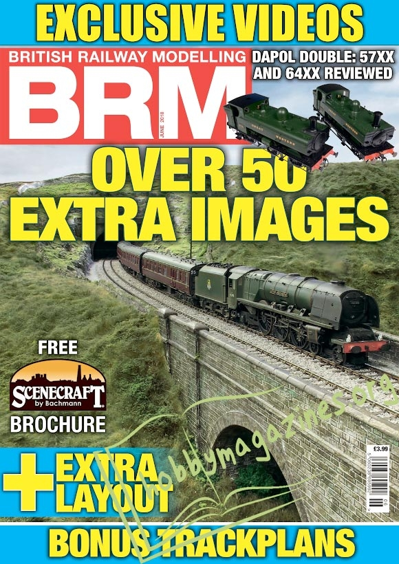 British Railway Modelling - June 2018
