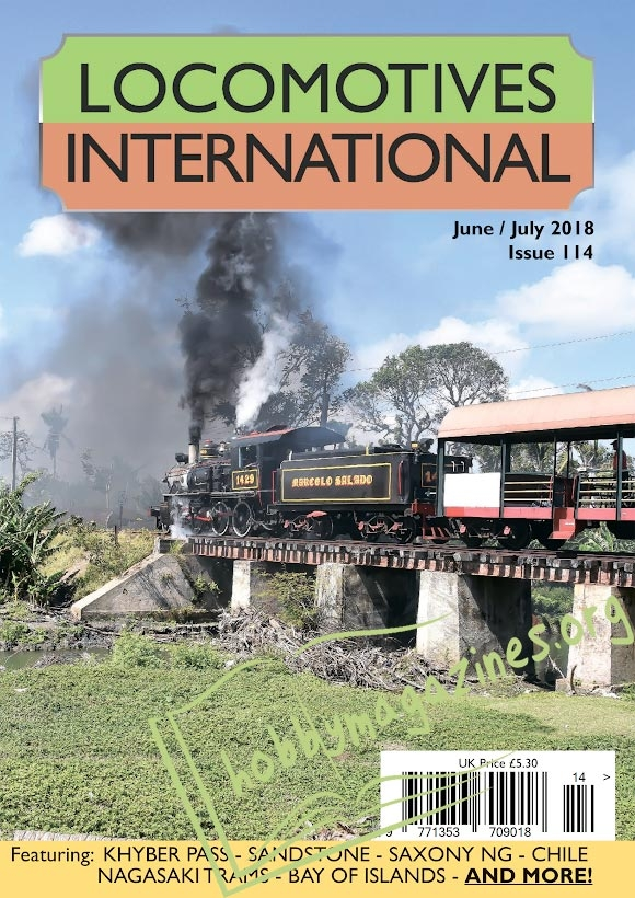 Locomotives International 114 - June/July 2018