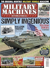 Military Machines International - August 2014