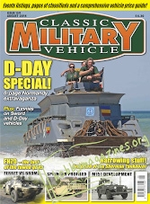 Classic Military Vehicle - August 2014