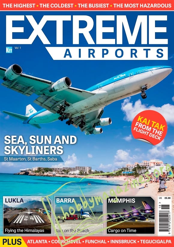 Extreme Airports