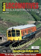 Modern Locomotives Illustrated - June/July 2018