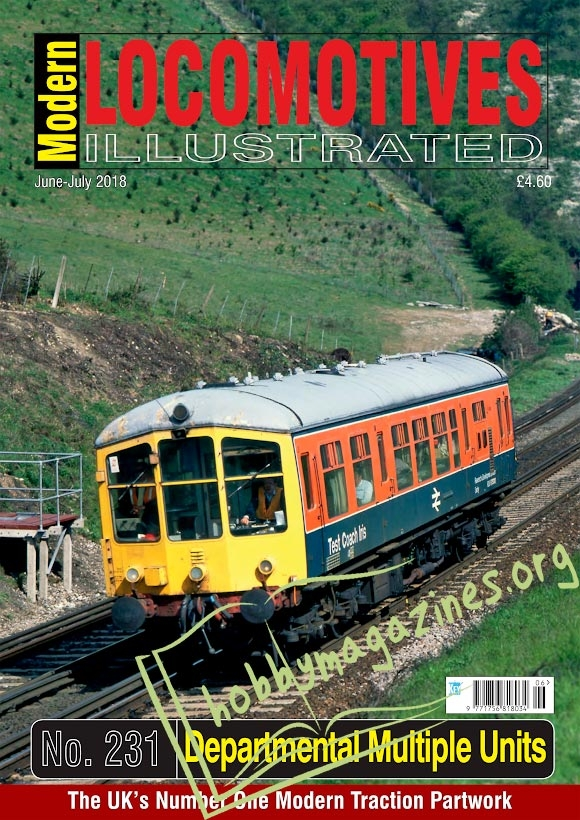 Modern Locomotives Illustrated - June/July 2018