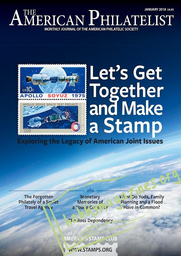 American Philatelist - January 2018