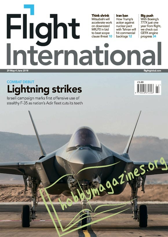 Flight International - 29 May 2018
