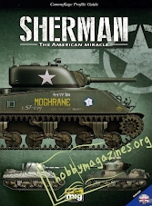 Camuflage Profile Guide - Sherman: The American Miracle