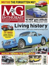 MG Enthusiast – July 2018
