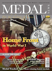 Medal News - June/July 2018
