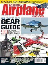 Model Airplane News - August 2018