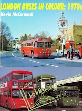 London Buses In Colour : 1970