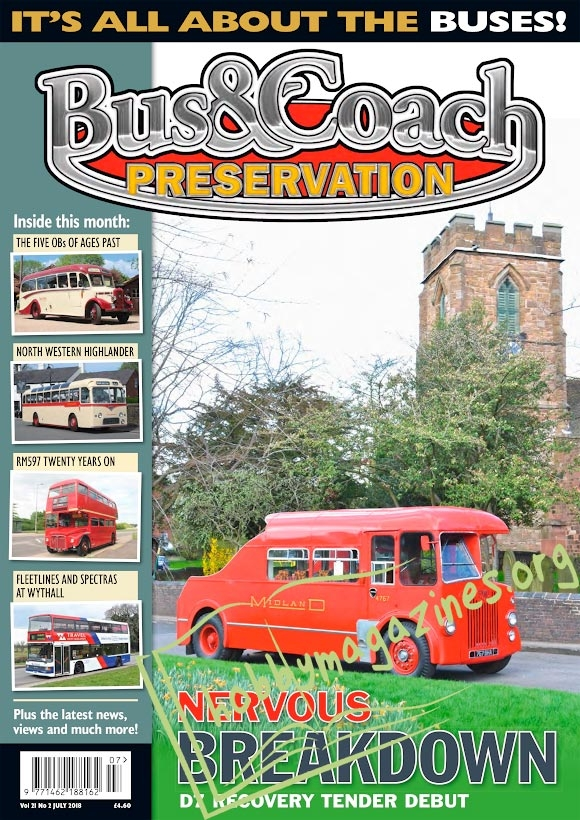 Bus & Coach Preservation - July 2018