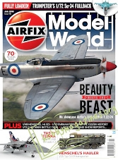Airfix Model World 092 – July 2018