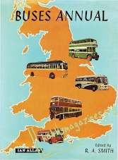 Buses Annual 1964