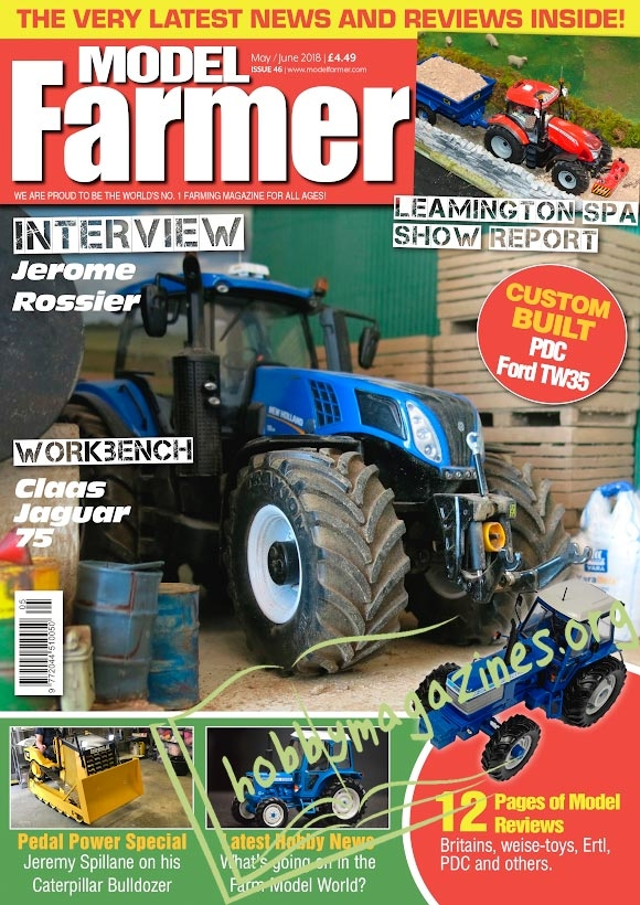 Model Farmer - May/June 2018