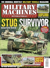Military Machines International - October 2014