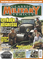 Classic Military Vehicle - October 2014