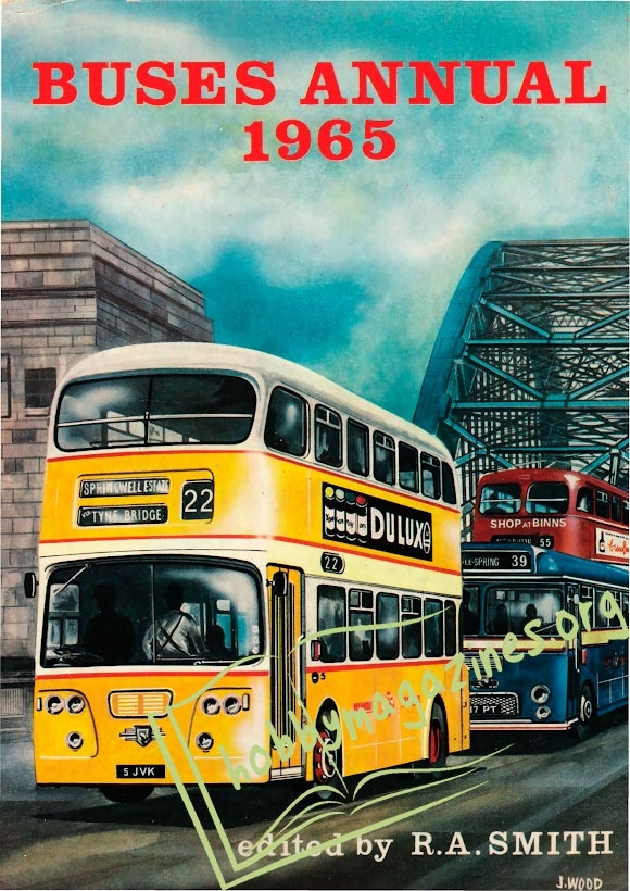 Buses Annual 1965