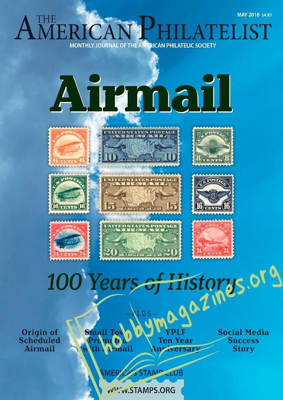 American Philatelist - May 2018