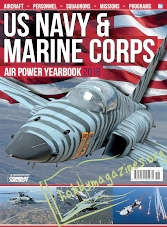 US Navy & Marine Corps - Air Power Yearbook 2018