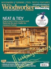 The Woodworker & Woodturner - August 2018