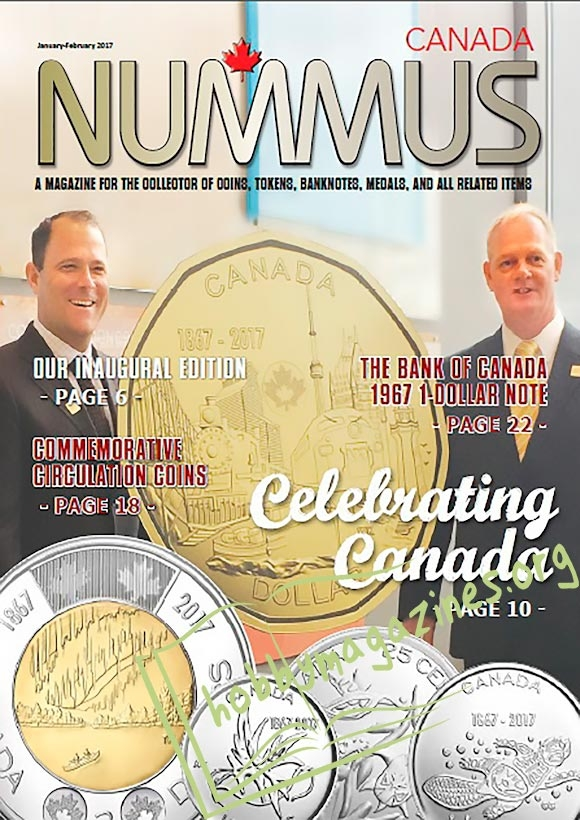 Nummus Vol.1 No.1 - January/February 2017