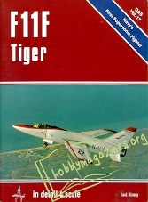 In Detail & Scale 17 - F11F Tiger