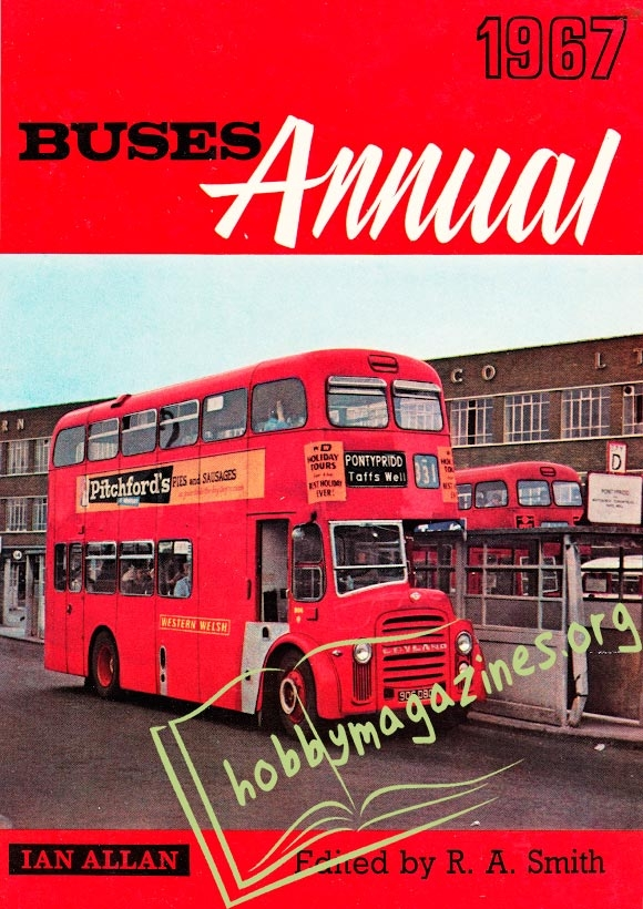 Buses Annual 1967