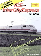 Eisenbahn Journal Special 1991-01 - ICE - InterCityExpress