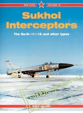Red Star 16 - Sukhoi Interceptors