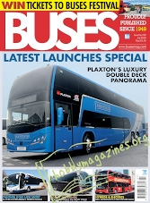 Buses - July 2018