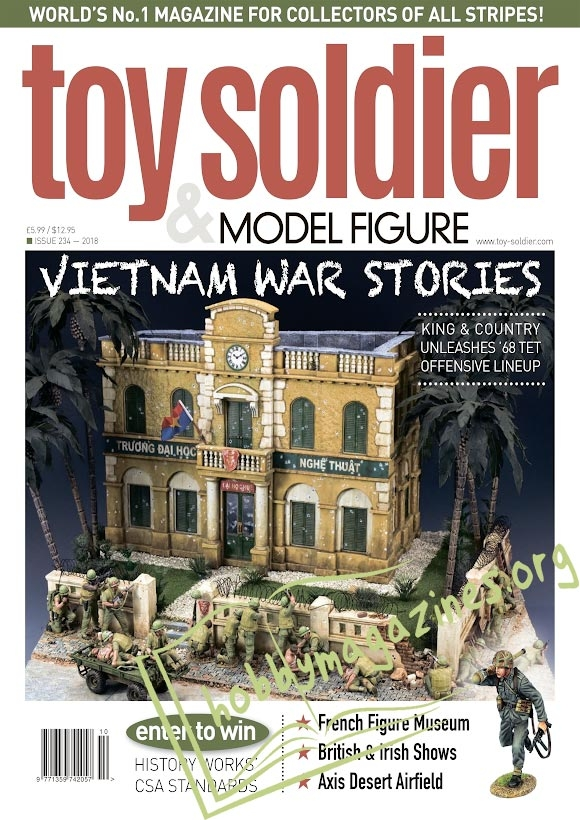 Toy Soldier & Model Figure Iss.234, 2018