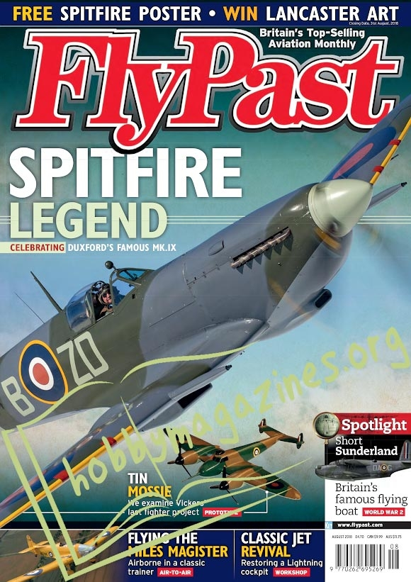 FlyPast - August 2018