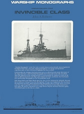 Warship Monographs 01 - Invicible Class