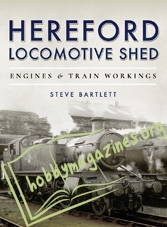 Hereford Locomotive Shed (EPUB)